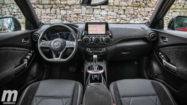 Nissan Juke 2021 - interior