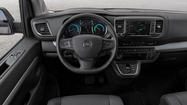 Opel Zafira-e Life - interior