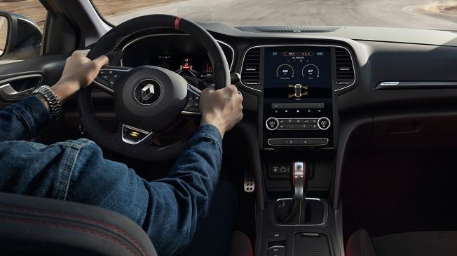 Renault Mégane R.S. 2021 - interior