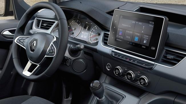 Renault Kangoo 2021 - interior