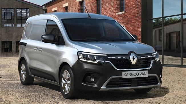 Renault Kangoo Furgón 2021