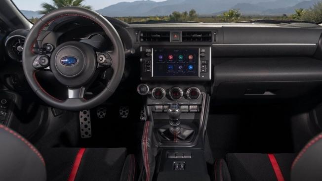 Subaru BRZ 2022 - interior