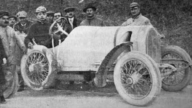 Targa Florio 1919