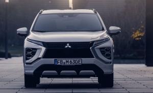 Mitsubishi Eclipse Cross PHEV, desvelada la versión híbrida enchufable