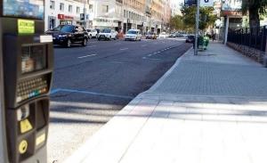¿Cuál es la multa por aparcar en zona SER sin distintivo?
