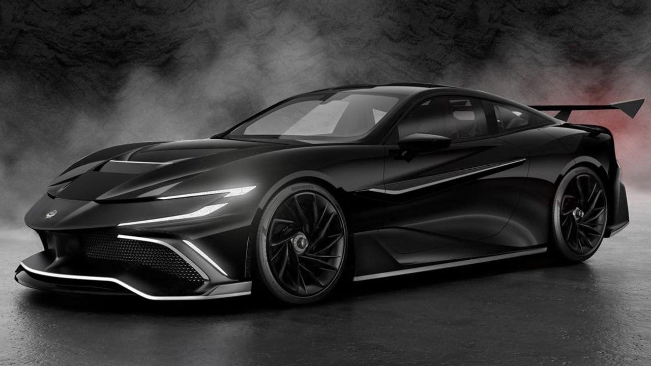 Naran Automotive desvela un rival para el Aston Martin Vulcan y el McLaren Speedtail
