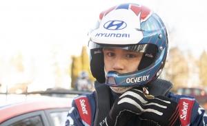 Ole Christian Veiby, al Rally de Monza con un Hyundai i20 WRC Coupé