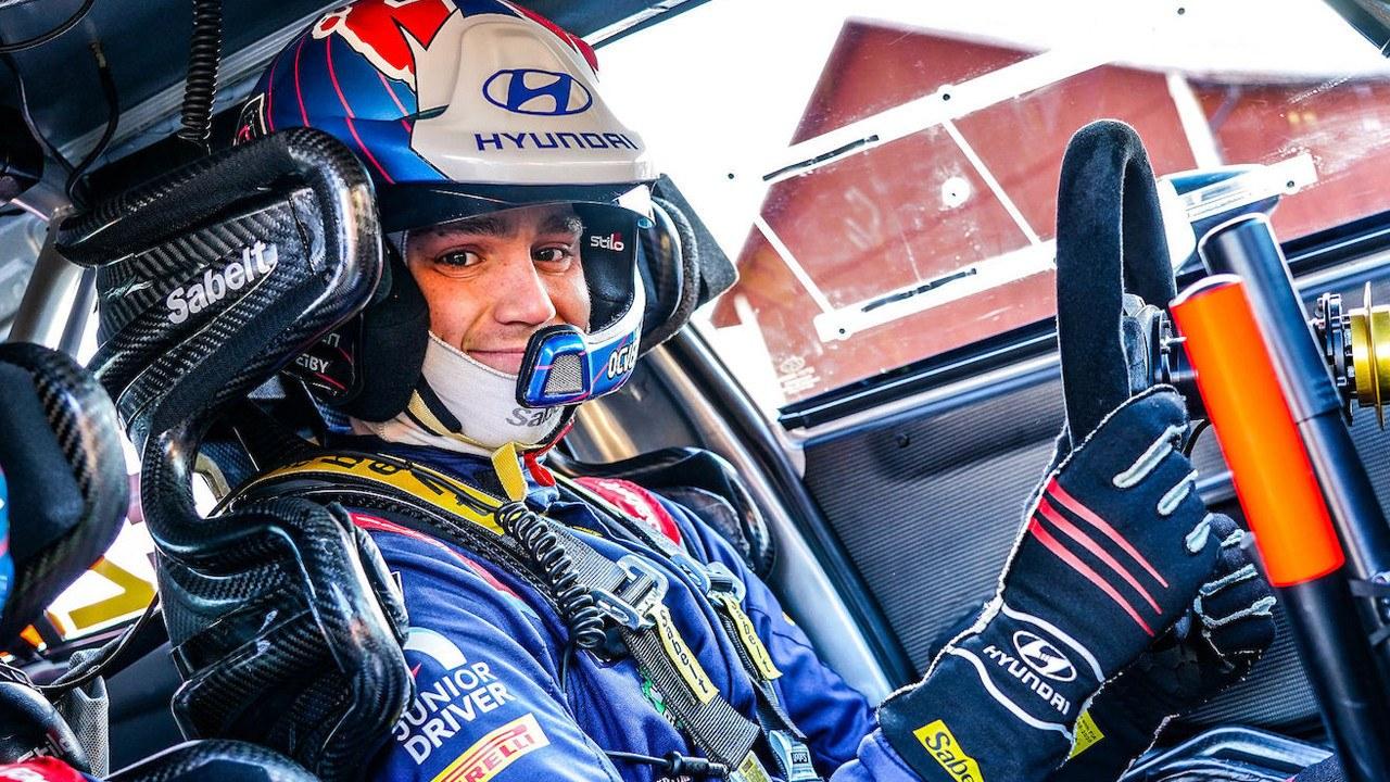 Ole Christian Veiby: «Monza supone una gran oportunidad para mí»