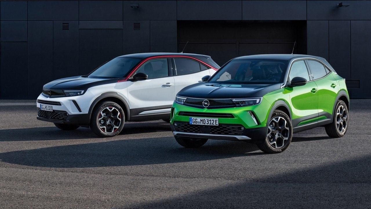 Tomamos contacto con los nuevos Opel Mokka y Mokka-e