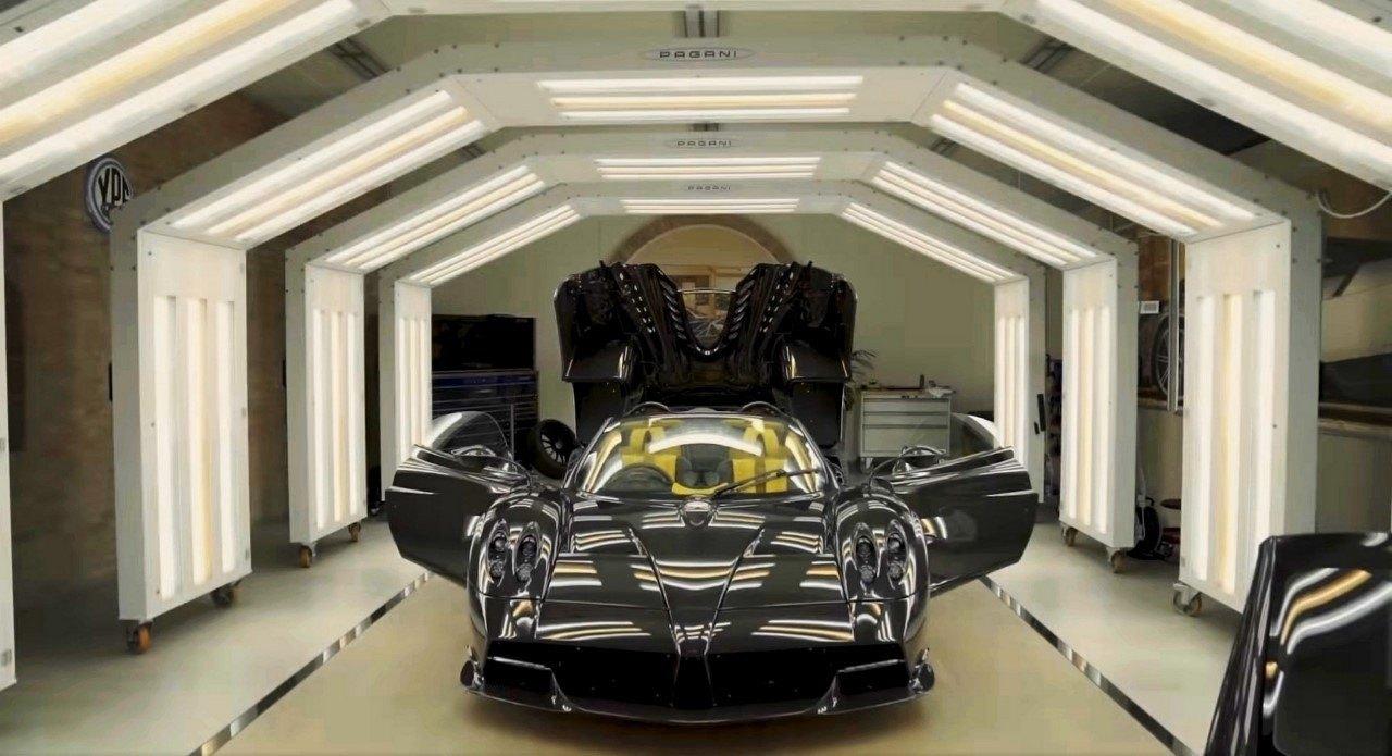 Finaliza la producción de las 100 unidades del Pagani Huayra Roadster en solo 3 años