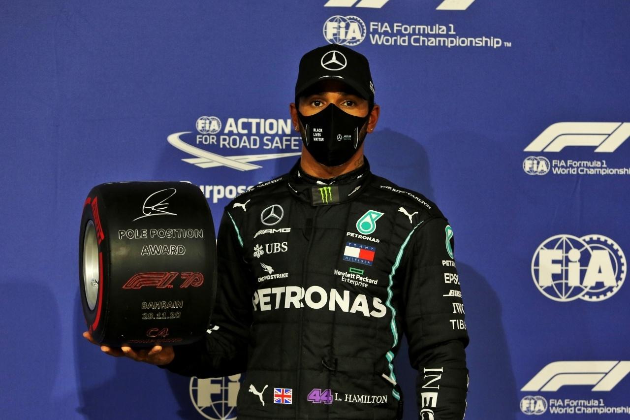 Así queda la parrilla del GP de Bahréin de Fórmula 1 2020