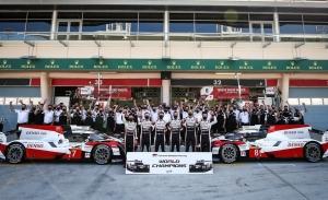 Los pilotos de Toyota se juegan el título del WEC en un final descafeinado