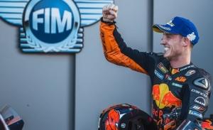 Pol Espargaró brinda a KTM su segunda pole en MotoGP en el GP de Europa