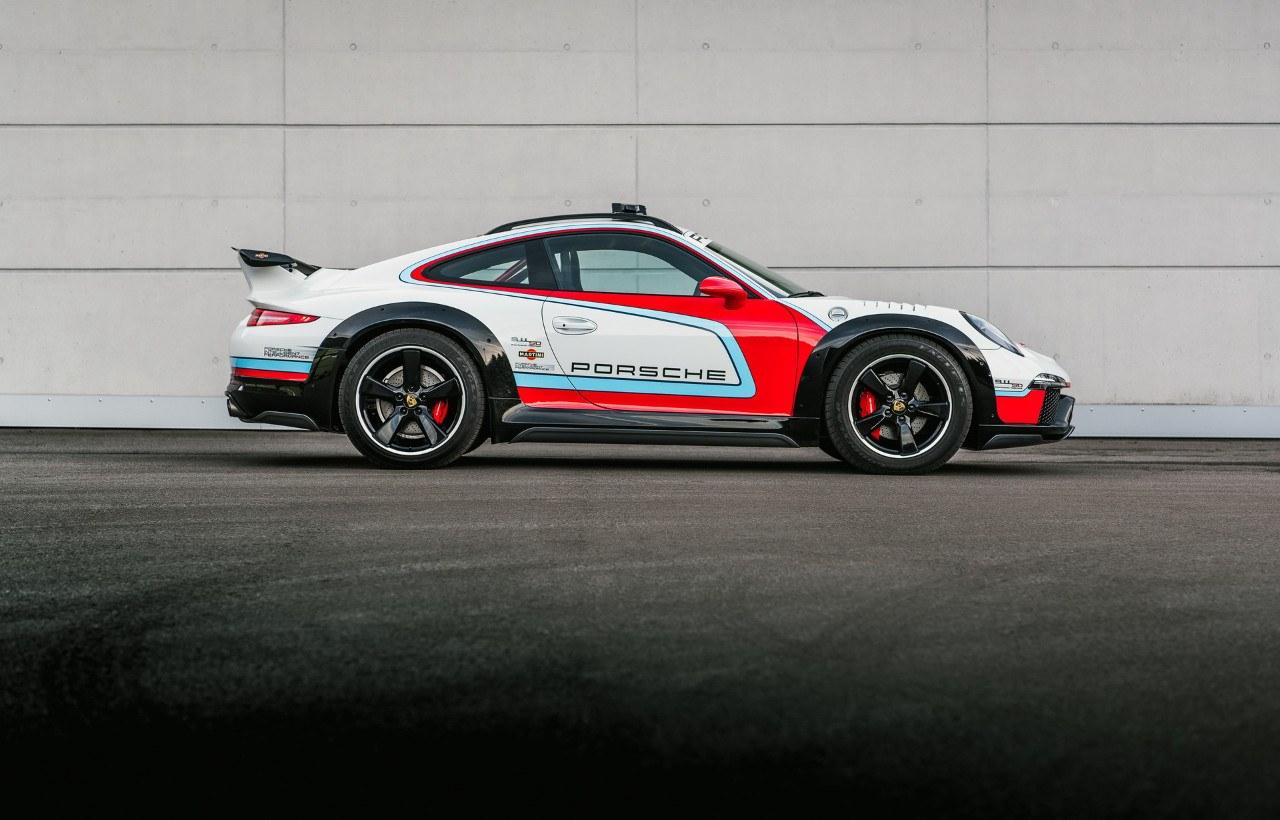 Foto Porsche 911 Vision Safari - exterior