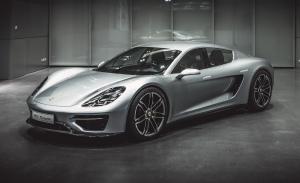 Porsche 960 Vision Turismo: esta mezcla entre el Porsche 918 y el Panamera dio origen al Taycan