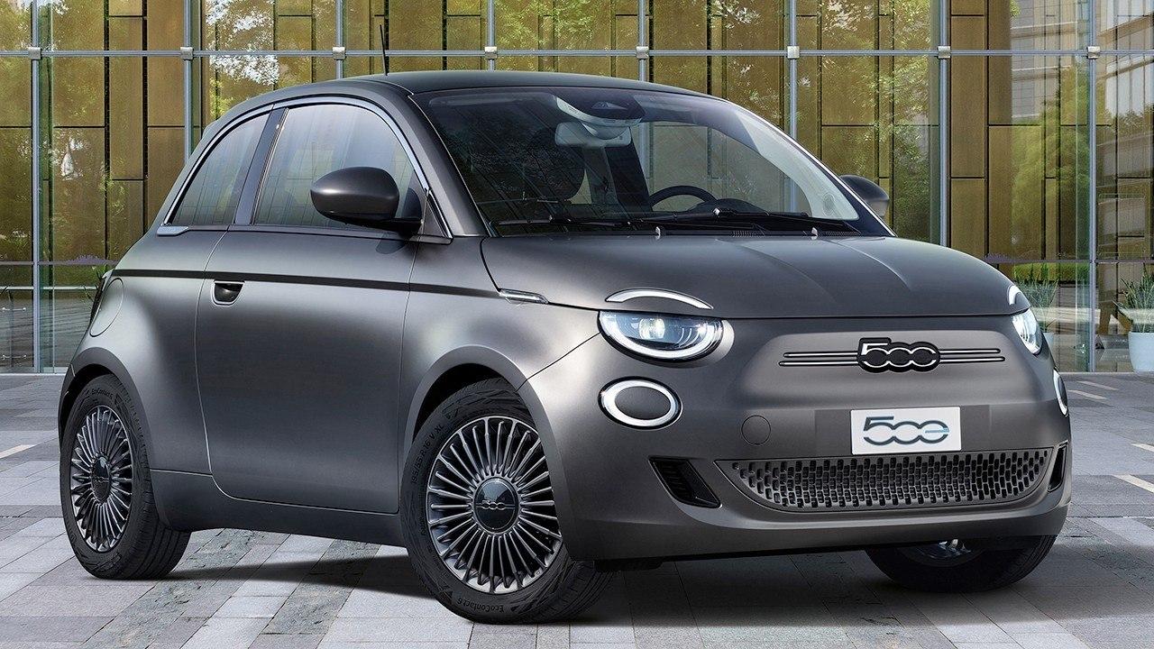 FIAT 500 Eléctrico, precios y gama del pequeño coche eléctrico italiano
