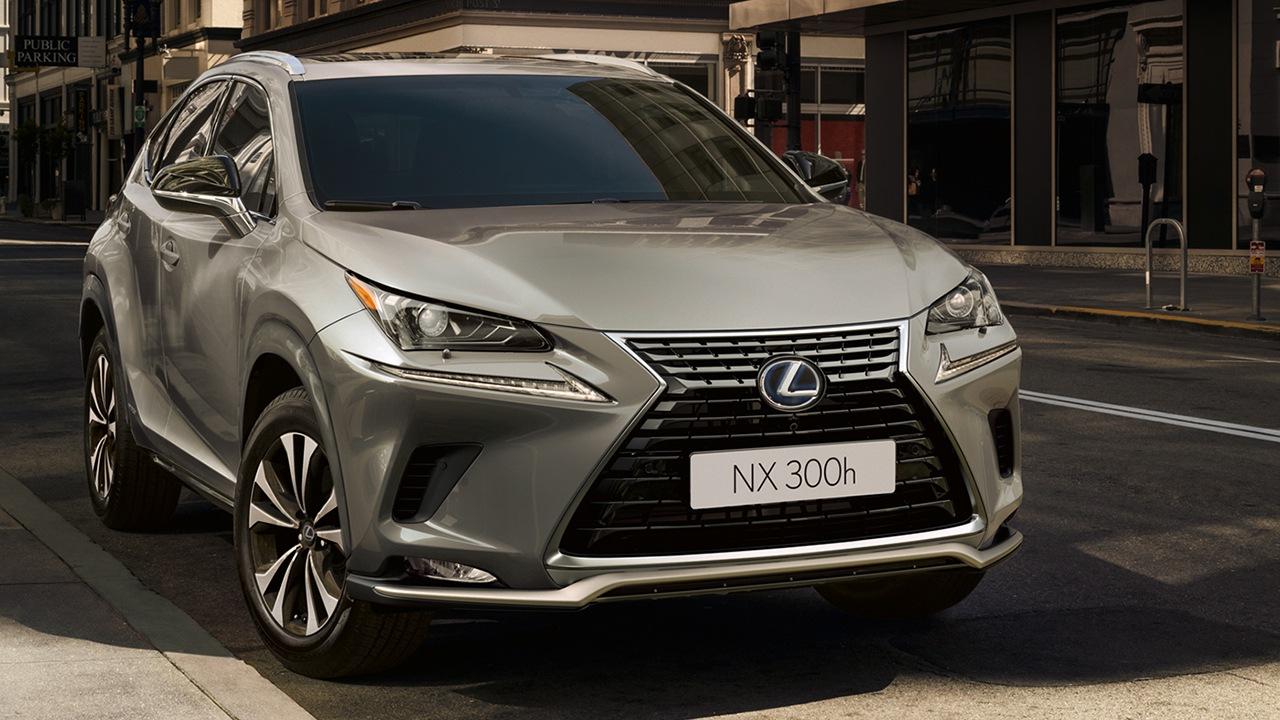 Lexus NX 300h 2021, precios y novedades de la renovada gama del SUV híbrido