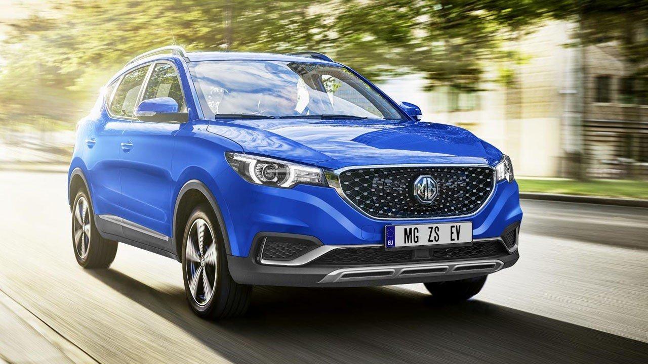 El MG ZS EV, el esperado SUV chino eléctrico, ya tiene precios en España