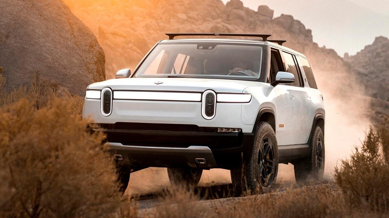 Precios y gama del Rivian R1S, un nuevo SUV eléctrico a la americana
