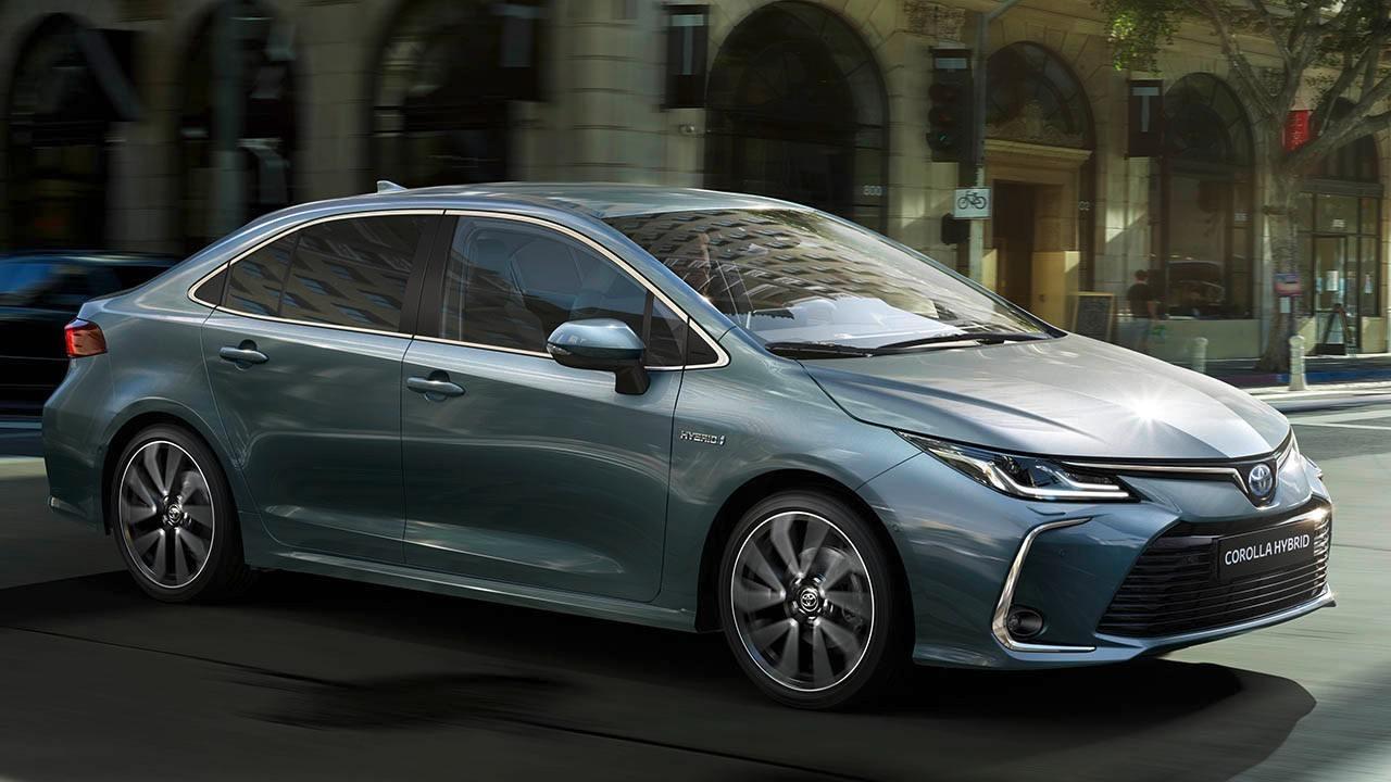 Toyota Corolla Sedán 2021, todos los precios y claves de la renovada gama