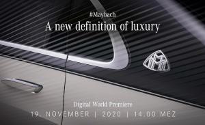 Sigue en directo la presentación del nuevo Mercedes-Maybach Clase S 2021