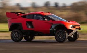 Prodrive muestra el BRX T1 4x4 de Loeb y Roma para el Dakar 2021