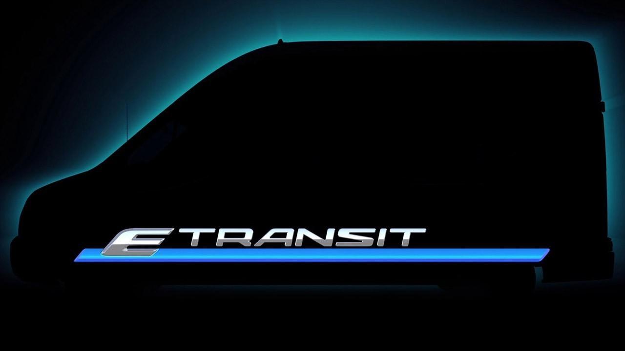 Ford invertirá 100 millones de dólares para fabricar el E-Transit en Estados Unidos