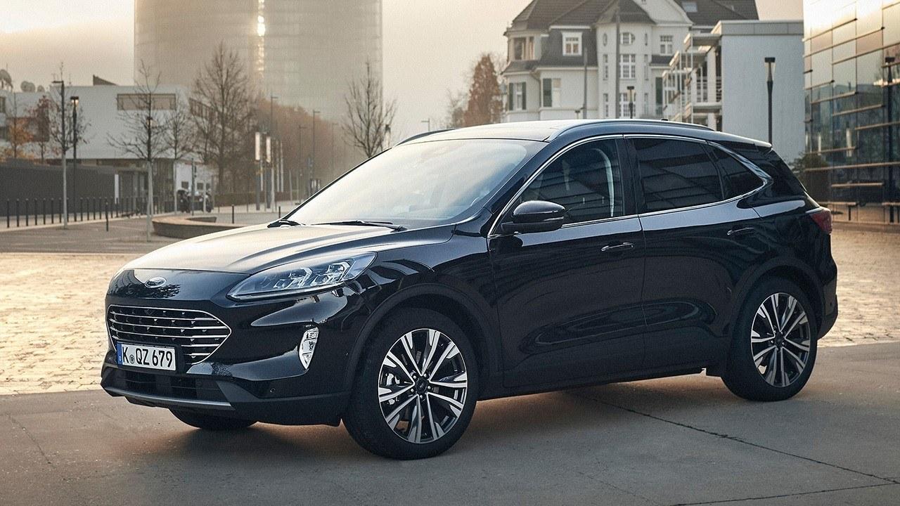 El nuevo Ford Kuga Hybrid ya está siendo producido en España