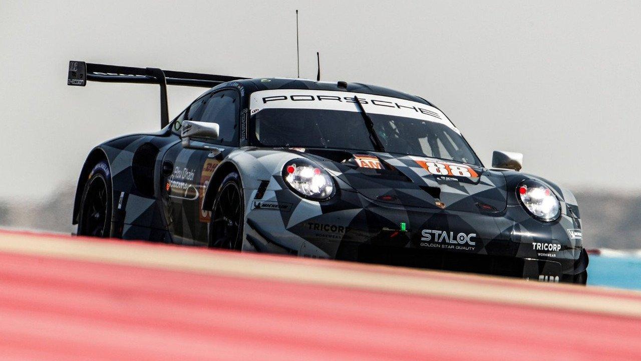 Proton seguirá en el WEC con nuevas unidades del Porsche 911 RSR