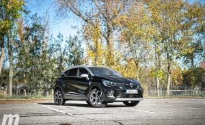 Prueba Renault Captur E-TECH, para los muy urbanitas