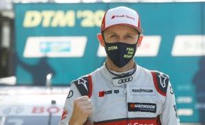 René Rast, a nueve puntos de la gloria en el DTM tras otra pole en Hockenheim