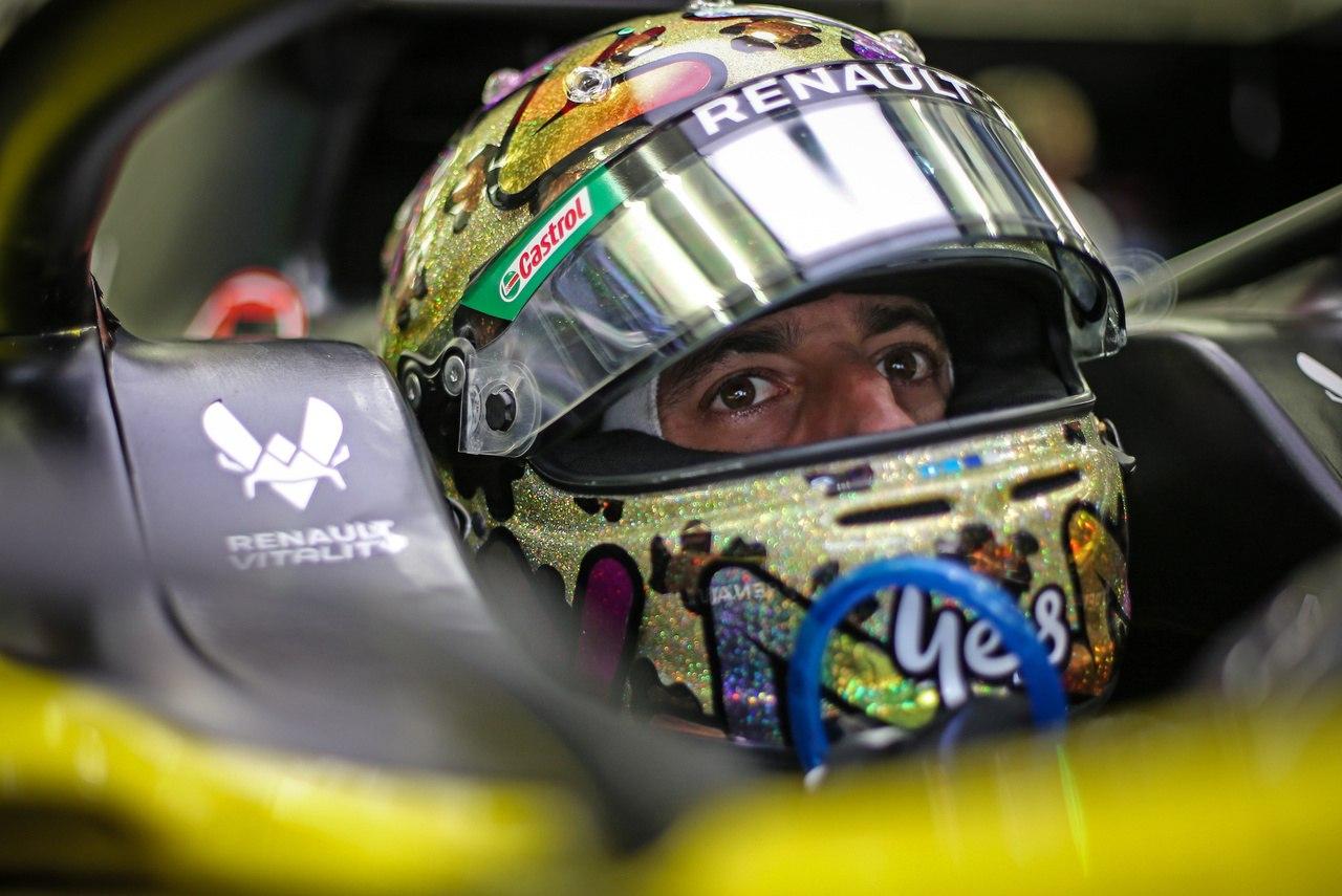 Ricciardo, «decepcionado con la F1» por el trato de las imágenes de Grosjean