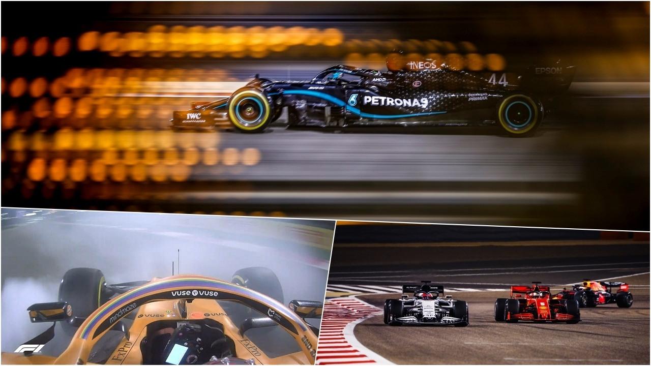 El sábado del GP de Bahréin en 10 tuits