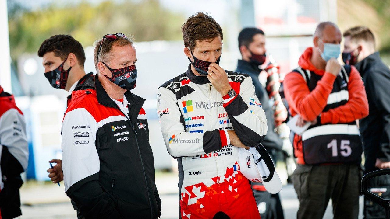 Sébastien Ogier renueva su contrato con Toyota y disputará el WRC 2021