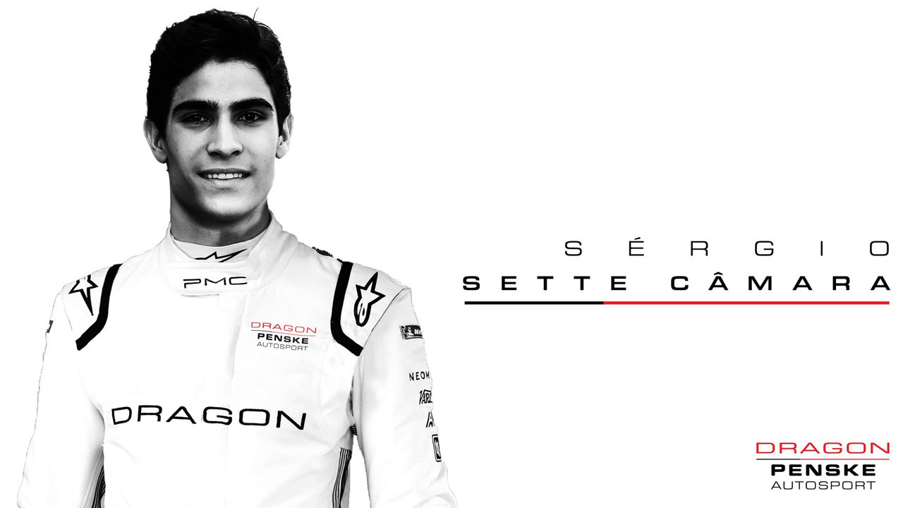 Sérgio Sette Câmara seguirá en la Fórmula E junto a Dragon Racing