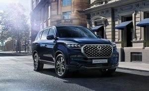 SsangYong Rexton 2021, el SUV coreano estrena nueva imagen y más tecnología