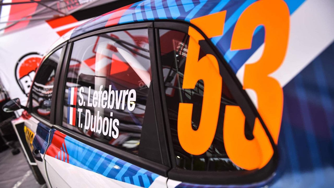 Stéphane Lefebvre disputará el Rally de Monza con un Citroën C3 R5