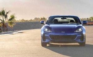 ¡Filtrado el Subaru BRZ 2022! El deportivo nipón se destapa a unas horas de su debut