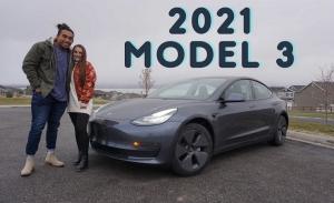 El Tesla Model 3 «Refresh» con todo detalle en su primer vídeo