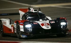 El Toyota #8 marca la pauta en el FP1 de las 8 Horas de Bahrein