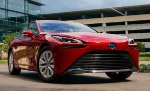 El nuevo Toyota Mirai 2021 está listo para asaltar los Estados Unidos