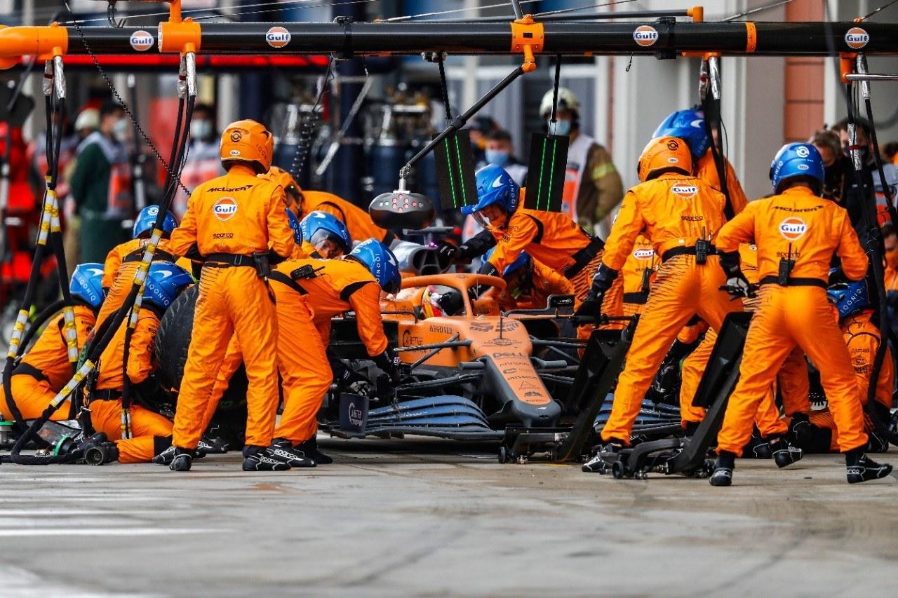 Una cirugía «a corazón abierto»: así trabajará McLaren de cara a 2021 en el MCL36