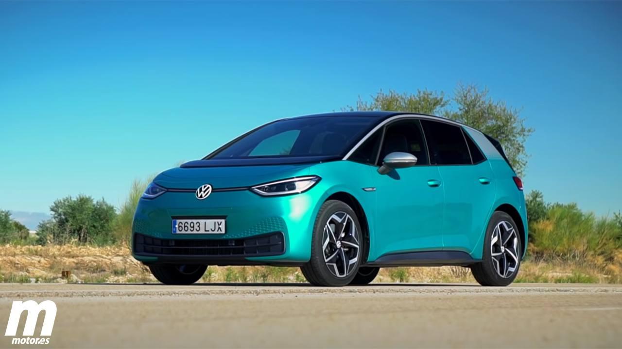 Europa - Octubre 2020: El nuevo Volkswagen ID.3 destaca en el Viejo Continente