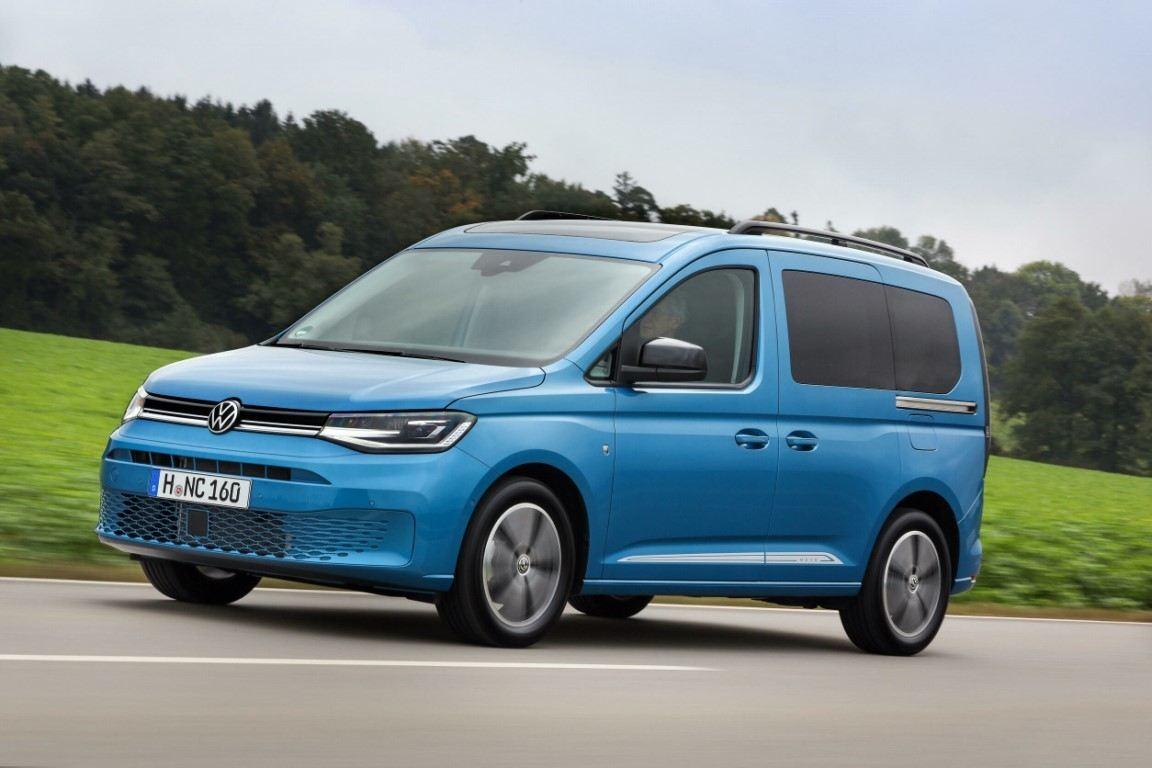 El nuevo Volkswagen Caddy 2021 ya tiene precios en España