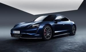 Zyrus Porsche Taycan, la fibra de carbono hace más exclusivo al eléctrico