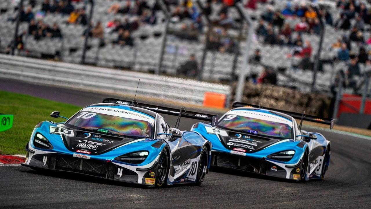 2 Seas Motorsport competirá con dos McLaren 720S GT3 en el ...