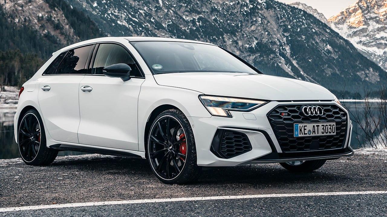 ABT Sportsline hace del nuevo Audi S3 Sportback 2021 un compacto más radical
