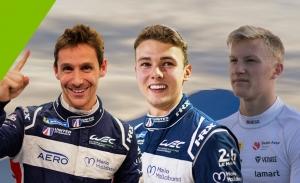 Albuquerque, Hanson y Scherer, pilotos de United Autosports en el WEC 2021
