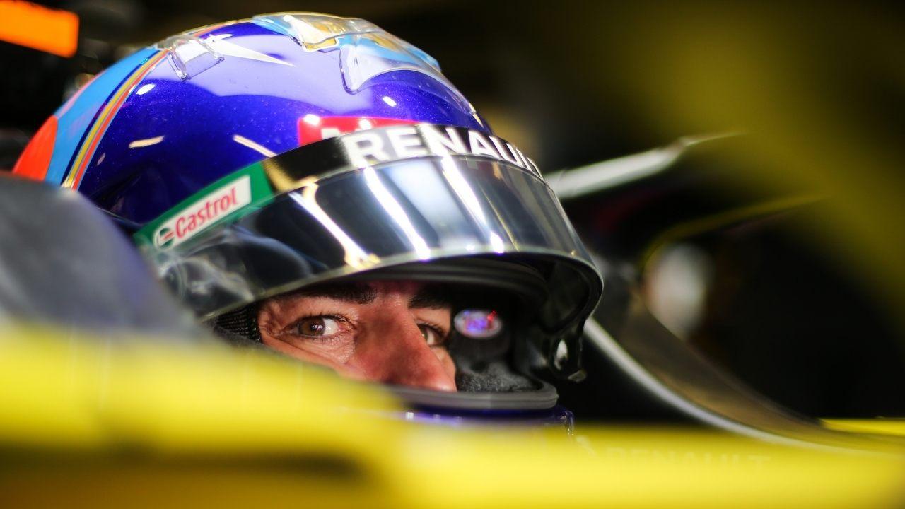 Alonso: «Espero estar delante de Sainz en 2022, no pasa nada si me gana en 2021»