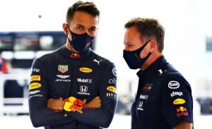 El anuncio de Red Bull es inminente y Albon siente que ha «hecho todo» lo necesario